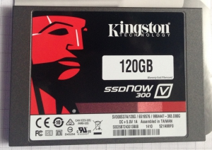 SSD Kingston V300, SV300S37A/120G